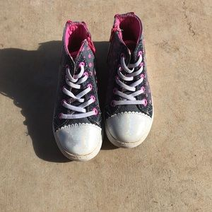 Minnie Mouse High Tops Girls FIRM PRICE